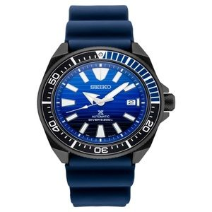 SEIKO PROSPEX SRPD09 SPECIAL EDITION BLUE WATCH